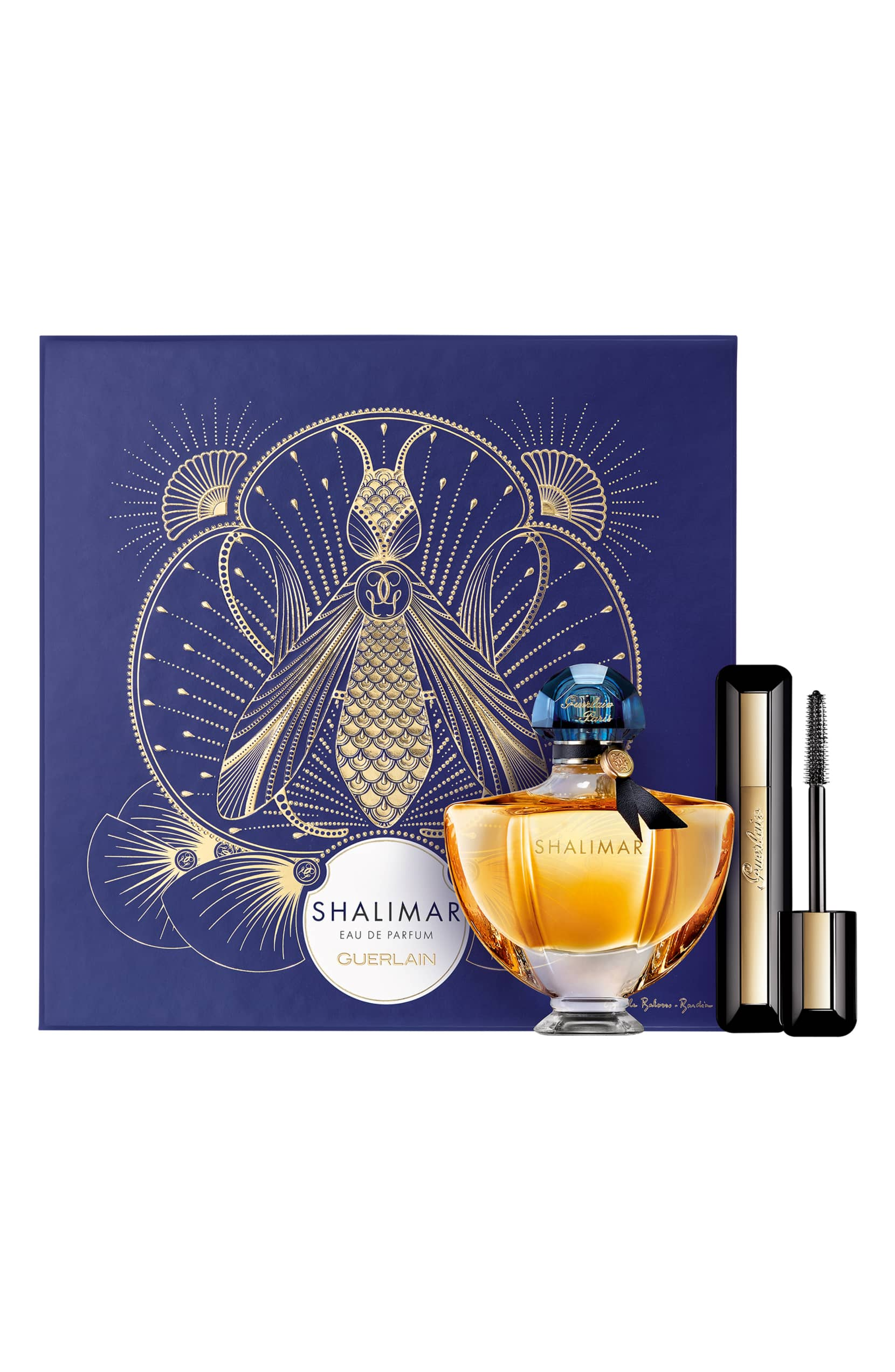 Guerlain Shalimar 2 Piece 2018 Holiday Gift Set New In Box