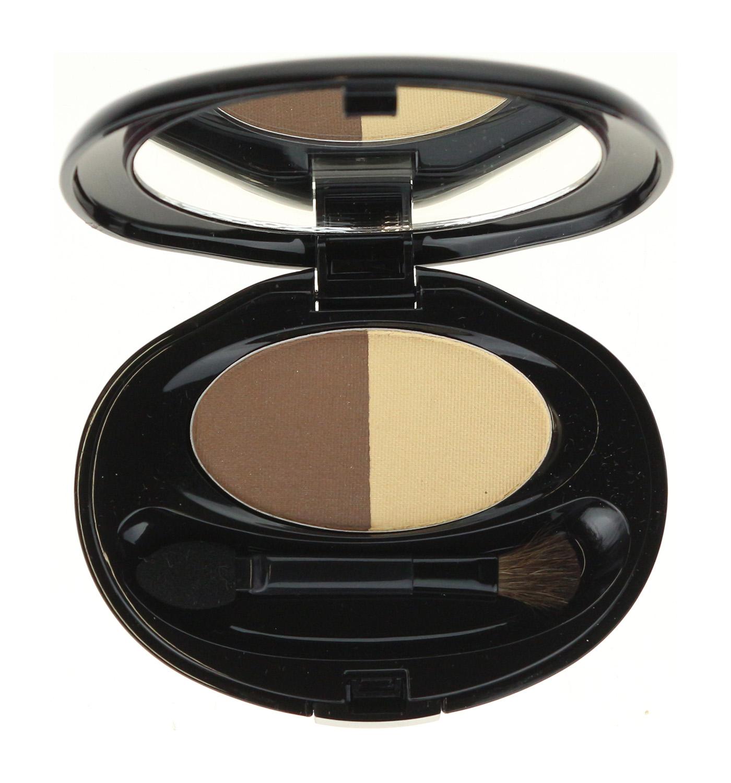 Shiseido The Makeup Eye Shadow Duo 15 Gold Leaf 014oz4g Unboxed Ebay
