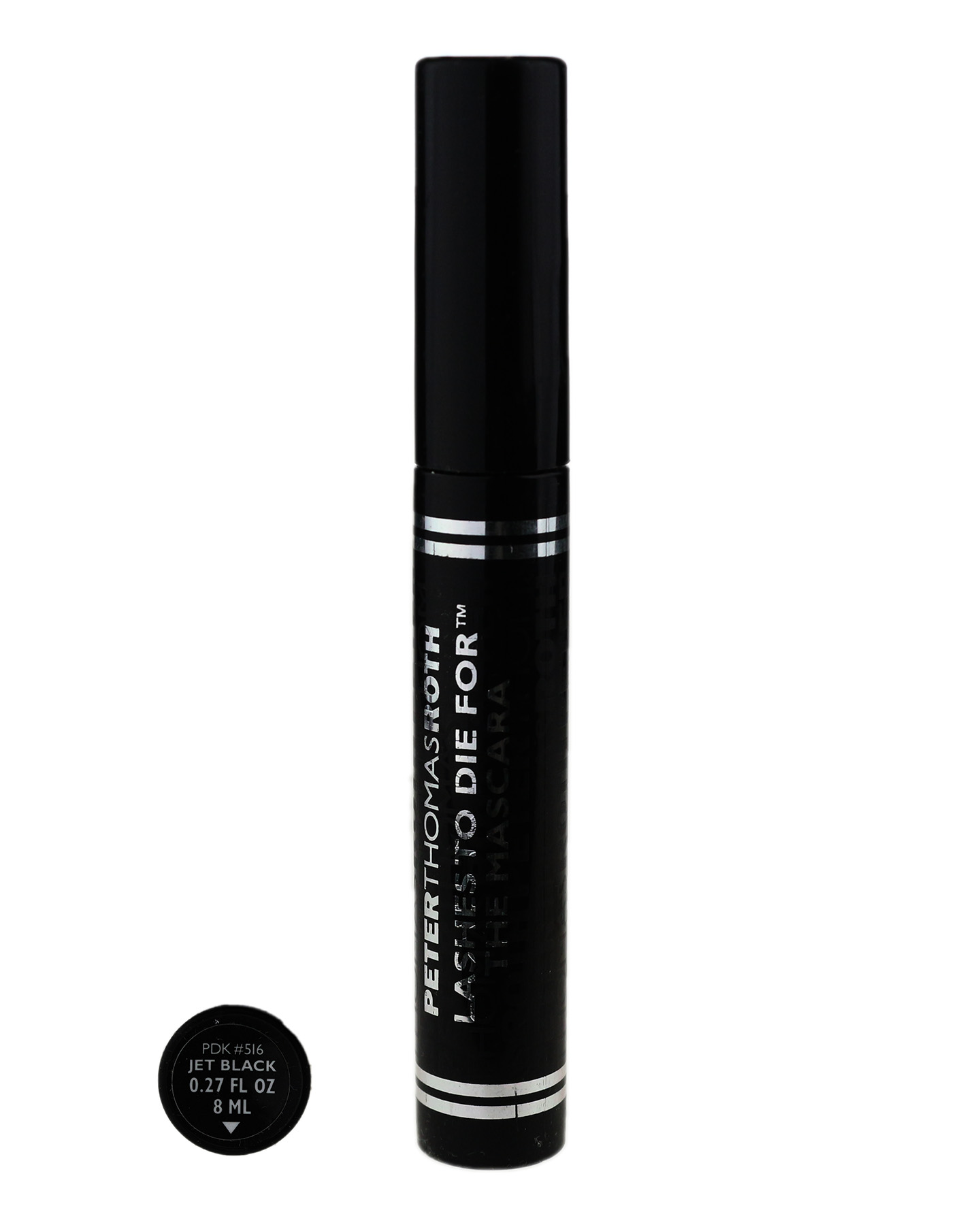 535d54b6520 Details about Peter Thomas Roth Lashes To Die For The Mascara 'Jet Black'  0.27Oz/8ml Unboxed