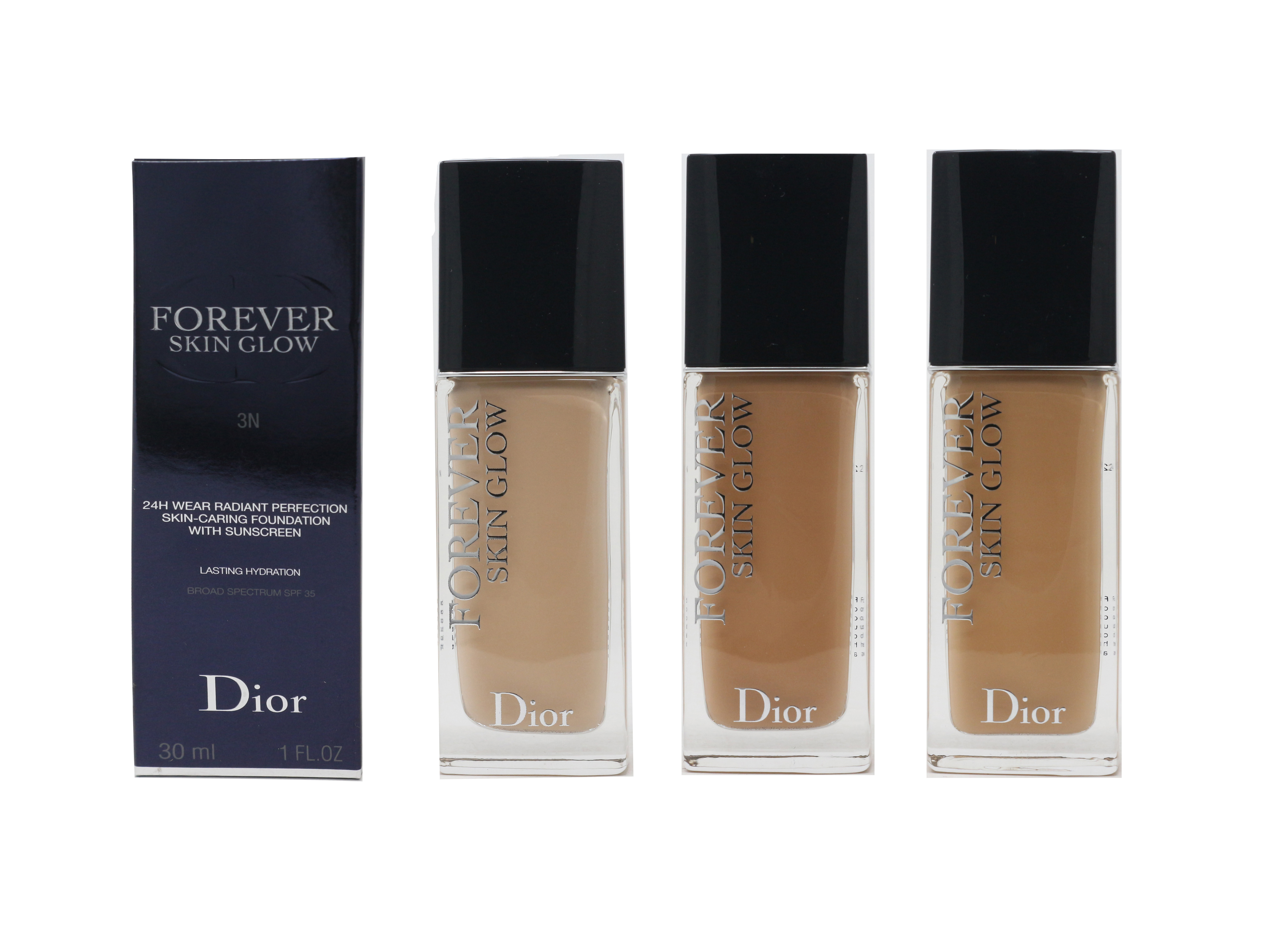 05f2e32d50 Details about Dior For Ever Skin Glow Broad Spectrum SPF 35 1oz New In  Box(Choose Your Shade)