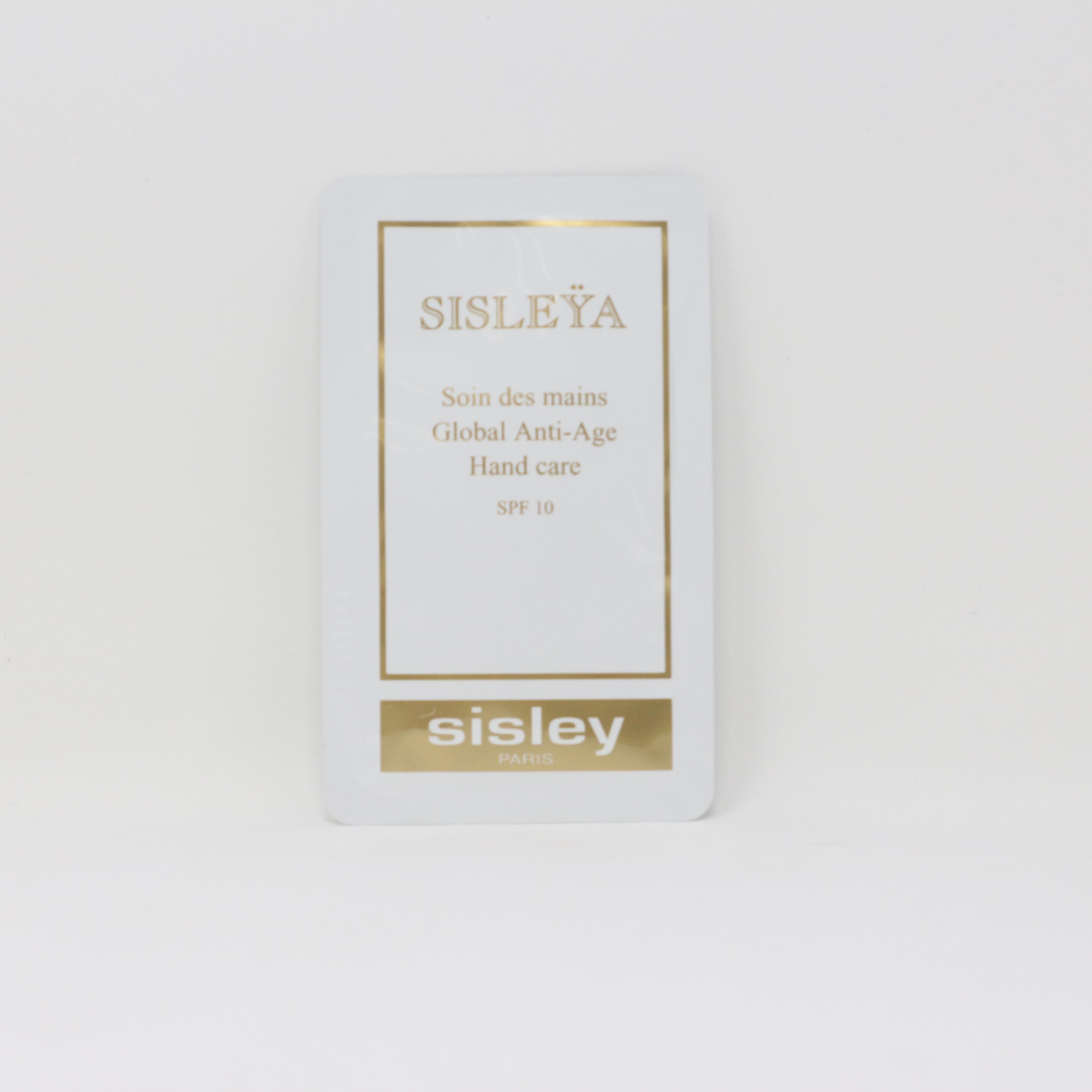 Sisley Sisleya Global Anti Age Hand Care(Pack Of 5) 0.14oz..