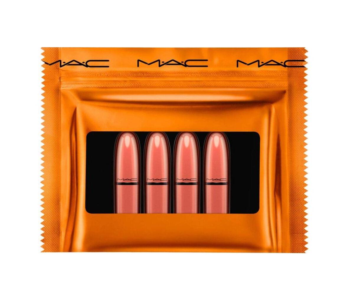 MAC Shiny Pretty Things Party Favours Mini Lipsticks (Nude