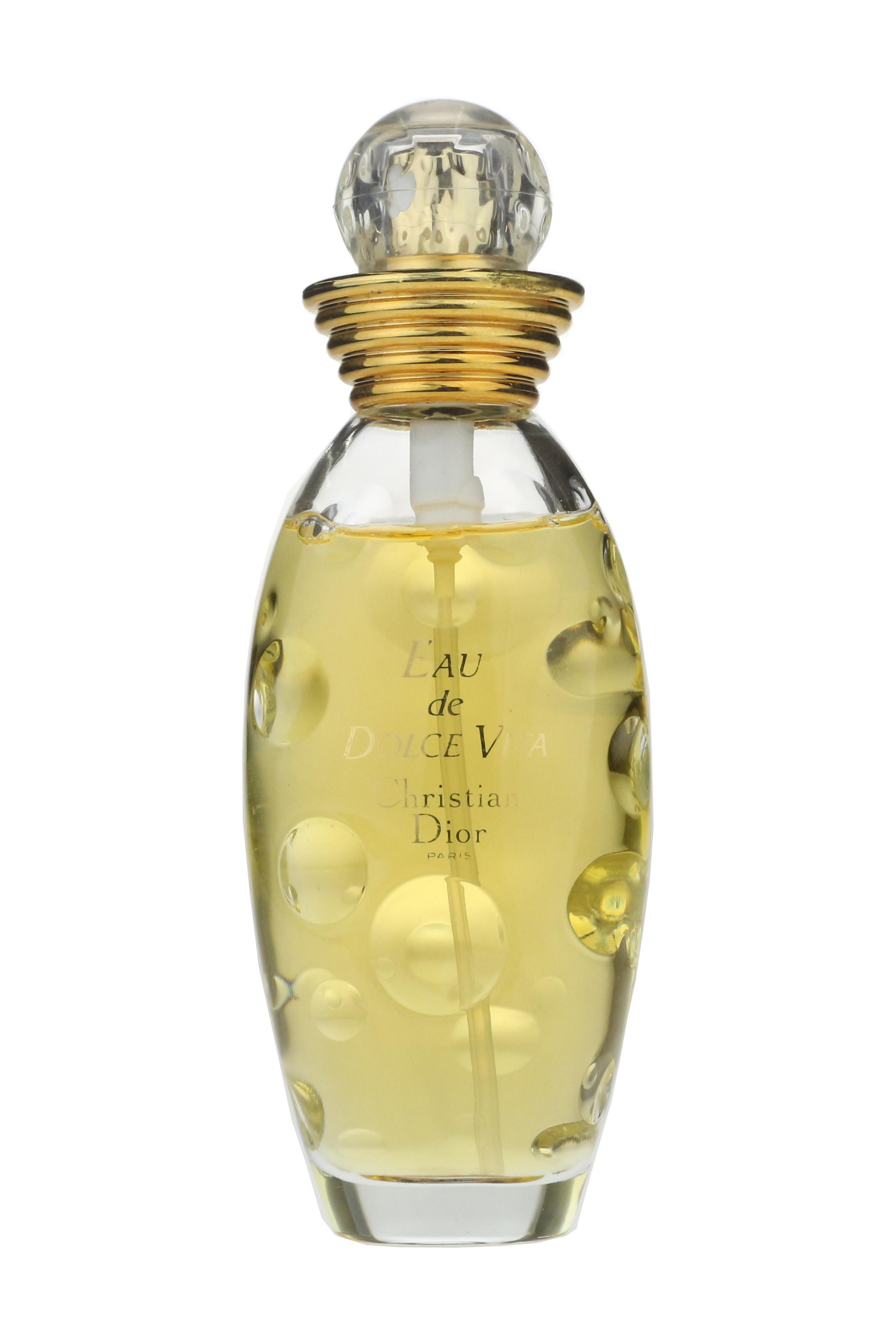 f9f89d28 Details about Christian Dior Eau De Dolce Vita Eau De Toilette Spray  1.7oz/50ml Unboxed